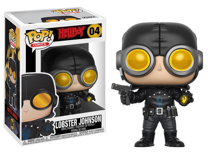 Pop! Lobster Johnson