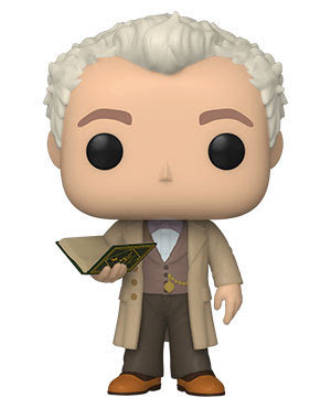 Pre-Order Pop! Good Omens Aziraphale with Book