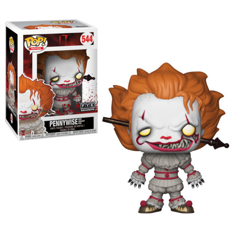 Pop! Pennywise with Wrought Iron FYE