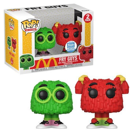 Pop! Fry Kids Funko Shop