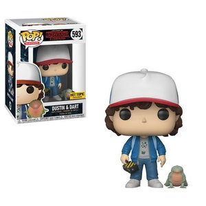 Pop! Dustin and Dart Hot Topic