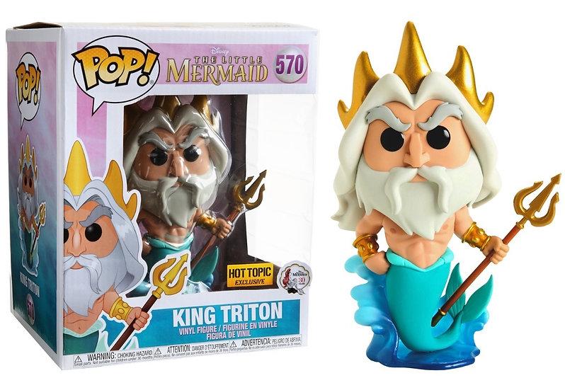 Pop! Disney King Triton