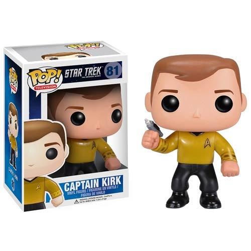 Pop! Star Trek Original Series Captain Kirk