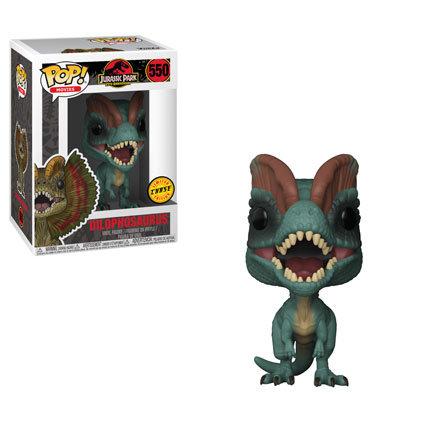 Pop! Dilophosaurus Chase