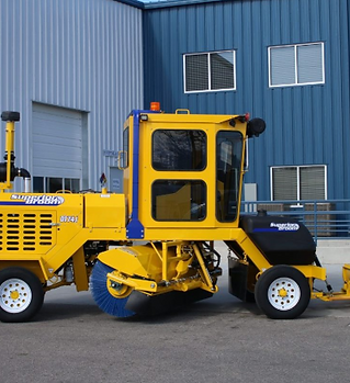TEC Mid Mount Sweeper