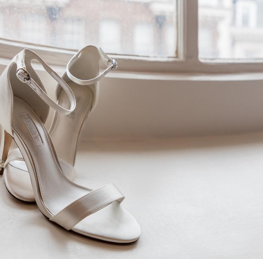 Brides Heels
