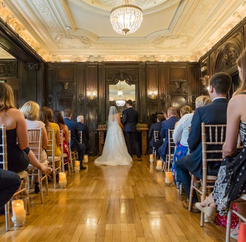 Wedding, Mayfair