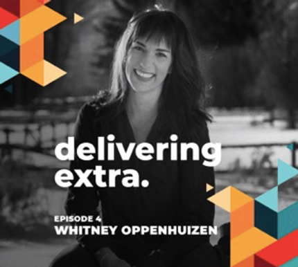 Podcast Image of Whitney Oppenhuizen