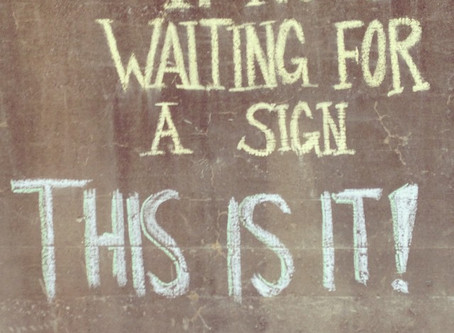 Here's Your Sign - 5 Signs it's Time to Leave Your Relationship
