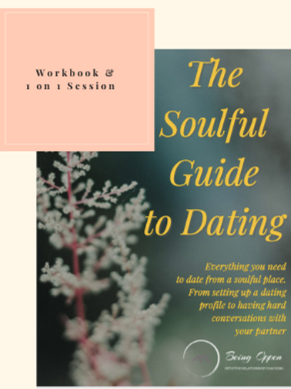 Soulful Guide to Dating Workbook + Personal Session
