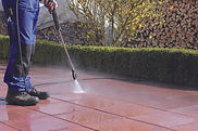 Nettoyage des extérieurs