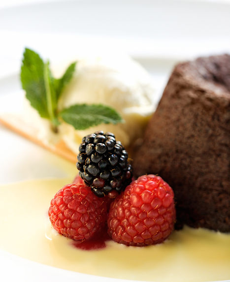 Schokoladen-Parfait
