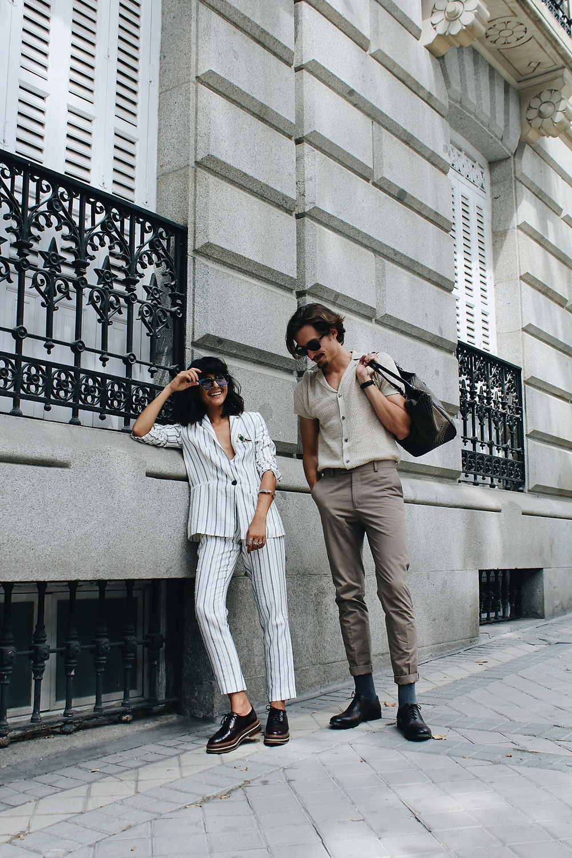 María Bernad y Roberto Ruiz / Foto: Charlie Cole