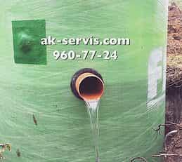 канава септика Флотенк Flotenk Биопурит 5 Biopurit лучшие септики дома система станция биологической очистки, фото, отзывы, для постоянного проживания