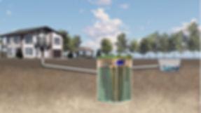 Приудительный отвод воды из Топаса