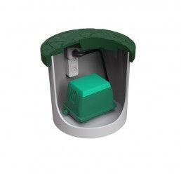 Выносной компрессорный блок