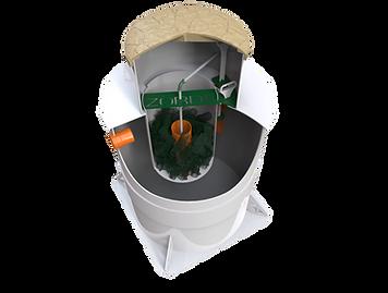 Биореактор Zorde 7