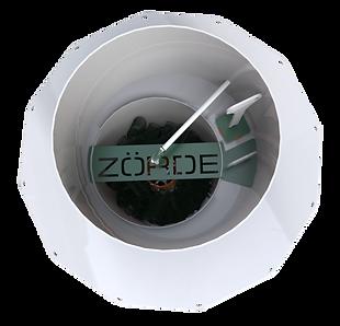 Устройство септика Zorde