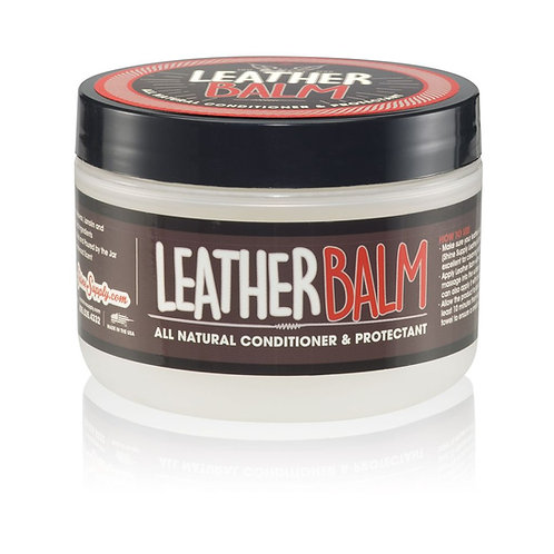 LEATHER BALM ALL-NATURAL LEATHER CONDITIONER