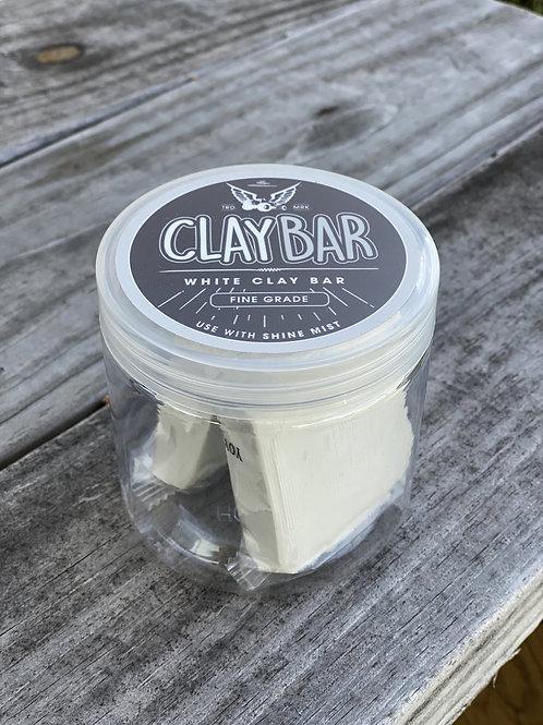 WHITE CLAY BAR (FINE GRADE)