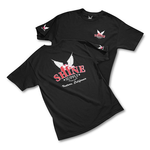 """TRADITIONAL"" SHINE SUPPLY T-SHIRT"