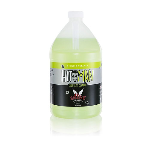 HIT MAN SANITARY CLEANER - GALLON