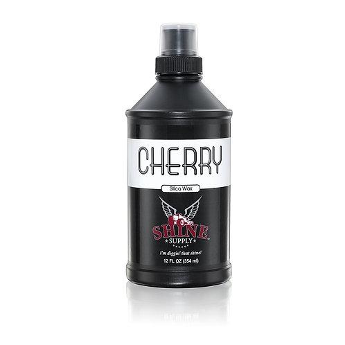 Cherry Silica Wax