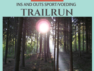 Ins and Outs sport/voeding TRAILRUN