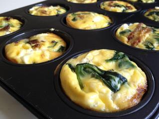 Op verzoek: Recept ei muffin