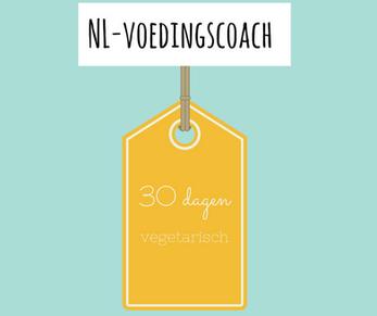 30 dagen vegetarisch eten