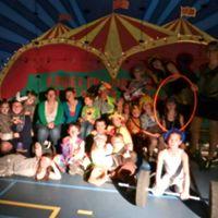 Kinderfuif: thema circus
