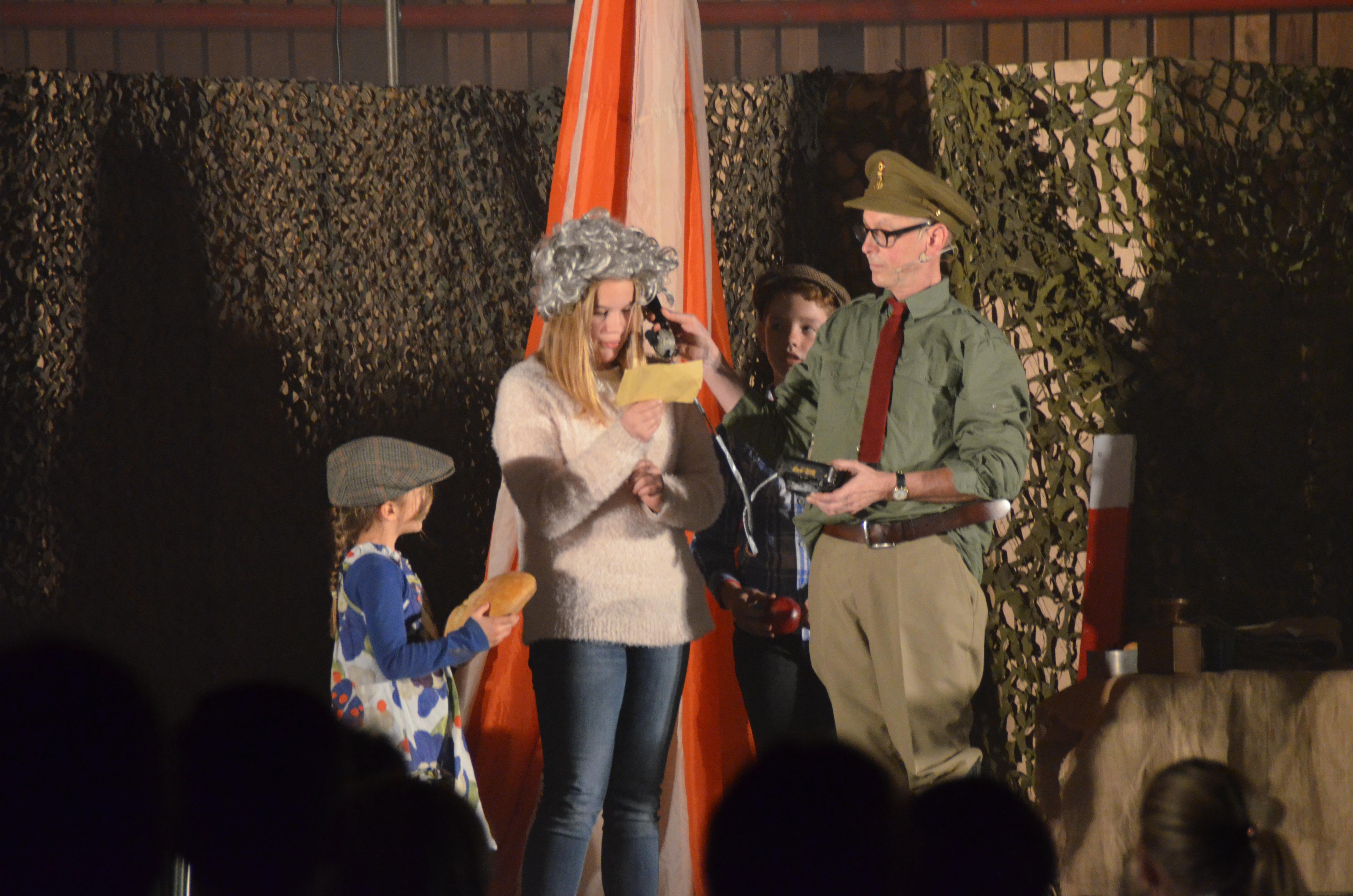 kindertheater 2014: de kletsmajoor