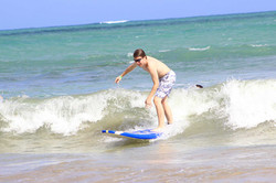surfing lessons isla verde