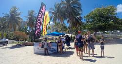 Our Isla Verde Jet ski rental Kiosk