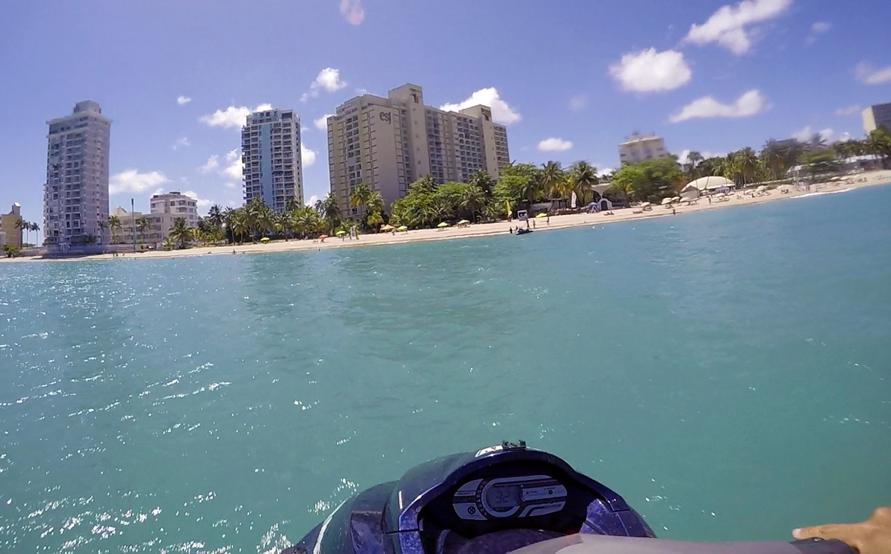 Jet Ski Rental San Juan