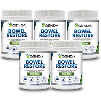 Bowel Restore 5 Pack