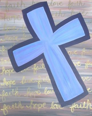 Parriwinkle Cross