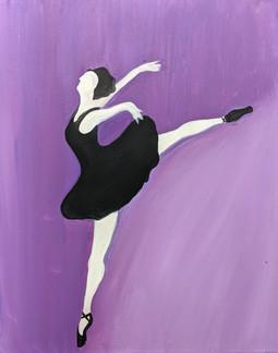 Ballerina on Large
