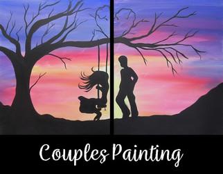 Swinging Sweathearts sunset Couples
