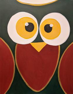 Owl of Christmas