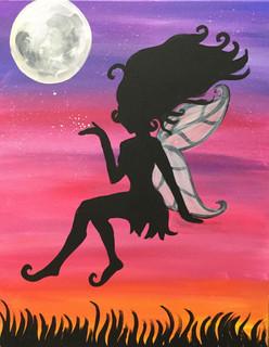 Fairy at Dusk