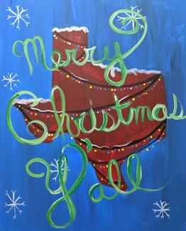 Merry Christmas Ya'll