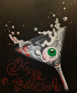 Spooky Martini