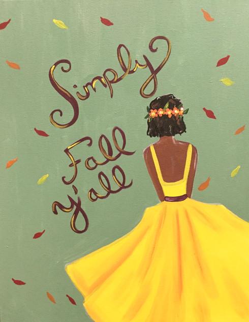 Simply Fall Y'all