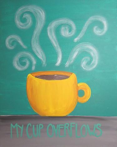 Cup Overflows II