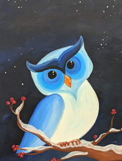 Snow Owl (2hr)