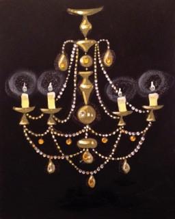 Chandalear in gold