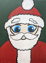 Kawaii Santa- Kids