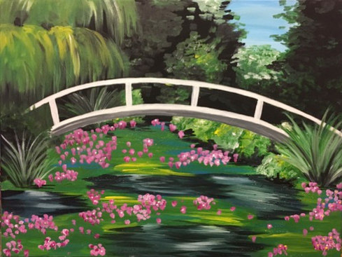 Bridge Over Lillys