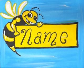 Bee hornet name
